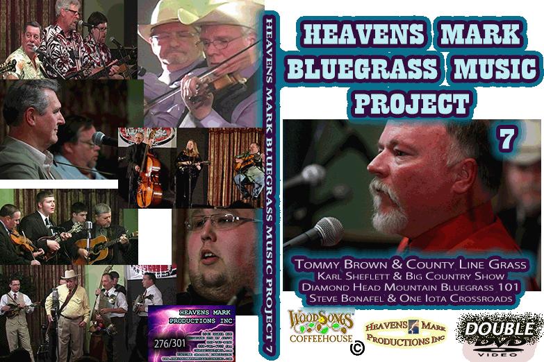Heavens Mark Bluegrass Project 7