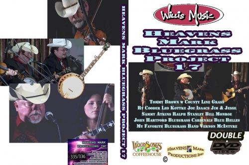 Heavens Mark Bluegrass Project 17