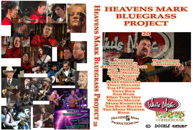 Heavens Mark Bluegrass Project 20