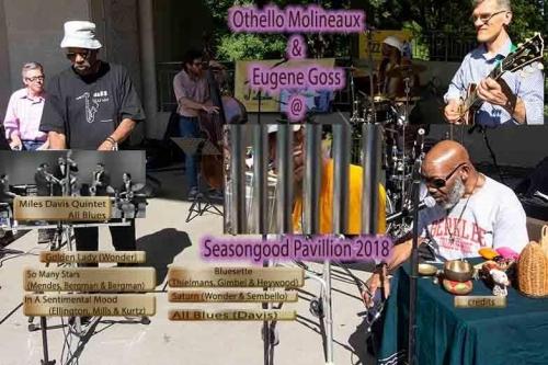 Othello & Eugene @ pavillion 2018